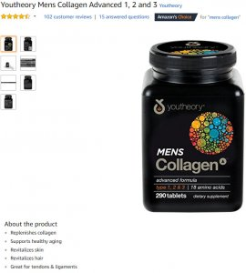 kolagen pria